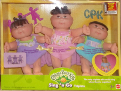 Cabbage Patch Babies My Dollies